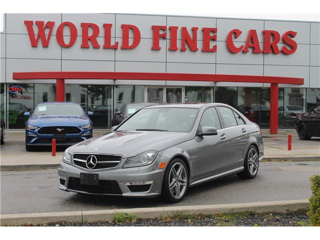 2013 Mercedes-Benz C-Class Base (Stk: 16988) in Toronto - Image 1 of 28