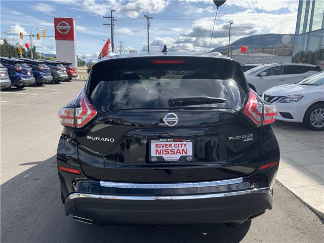 2018 Nissan Murano Platinum (Stk: T19303A) in Kamloops - Image 5 of 28