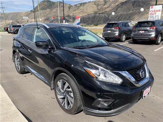 2018 Nissan Murano Platinum (Stk: T19303A) in Kamloops - Image 7 of 28