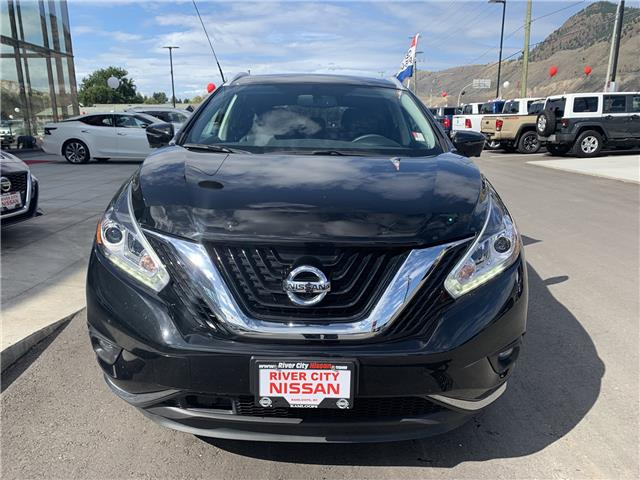 2018 Nissan Murano Platinum (Stk: T19303A) in Kamloops - Image 8 of 28