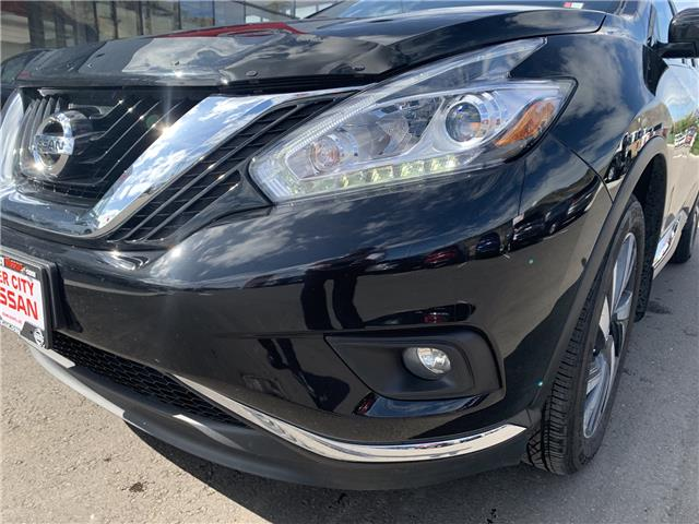 2018 Nissan Murano Platinum (Stk: T19303A) in Kamloops - Image 9 of 28