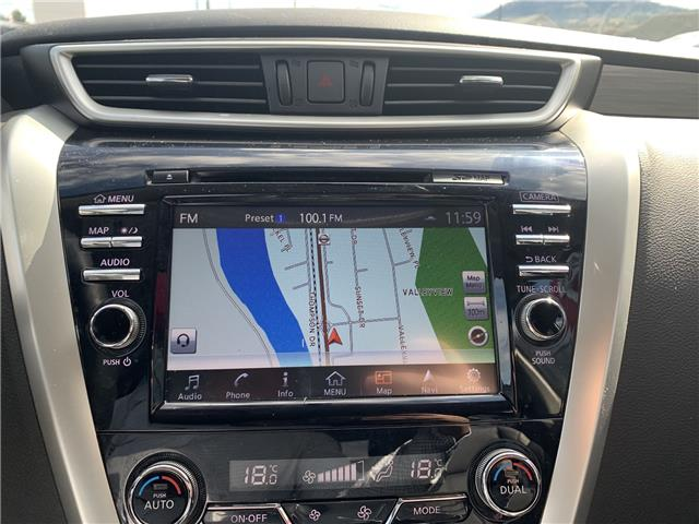 2018 Nissan Murano Platinum (Stk: T19303A) in Kamloops - Image 23 of 28