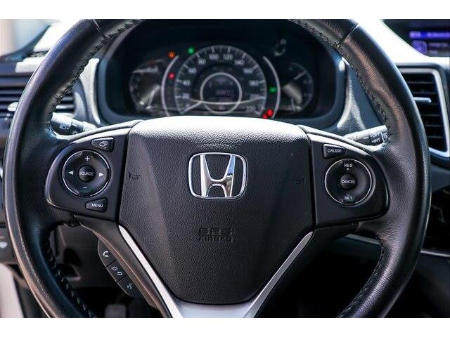 2016 Honda CR-V EX-L (Stk: P18798) in Ottawa - Image 15 of 28