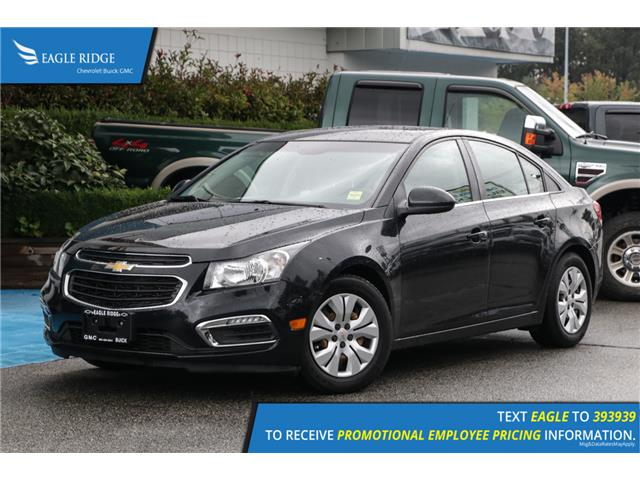 2015 Chevrolet Cruze 1LT (Stk: 159463) in Coquitlam - Image 1 of 15