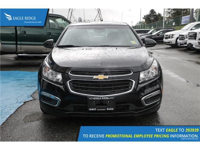 2015 Chevrolet Cruze 1LT (Stk: 159463) in Coquitlam - Image 2 of 15