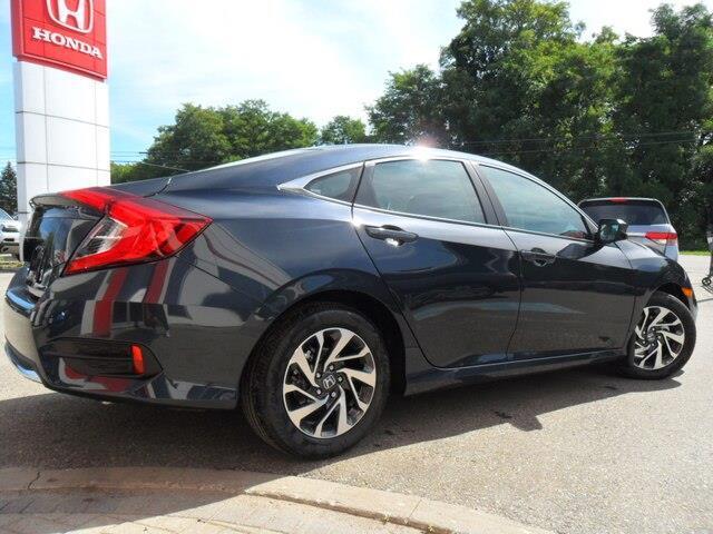 2019 Honda Civic EX (Stk: 10675) in Brockville - Image 7 of 22