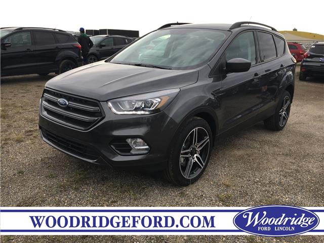 2019 Ford Escape SEL (Stk: K-1725) in Calgary - Image 1 of 5