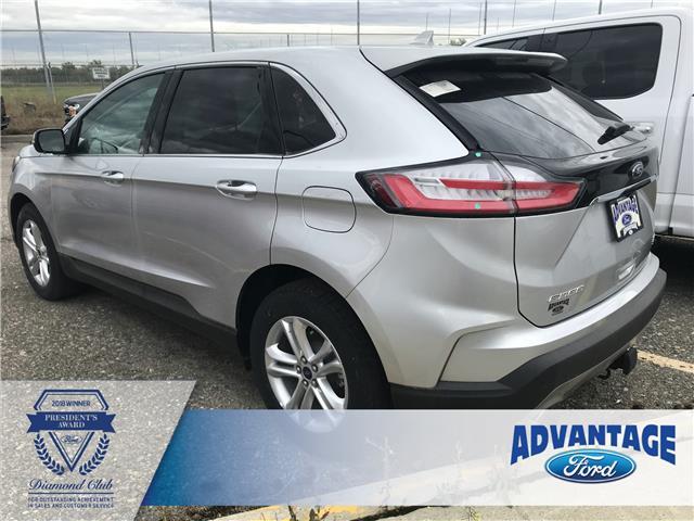 2019 Ford Edge SEL (Stk: K-860) in Calgary - Image 3 of 5