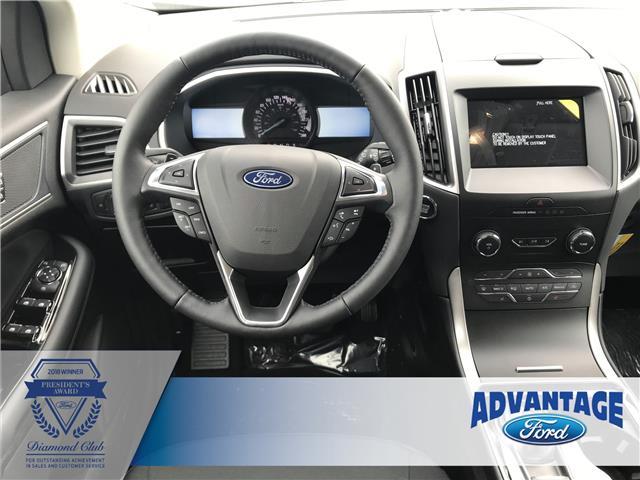 2019 Ford Edge SEL (Stk: K-860) in Calgary - Image 4 of 5