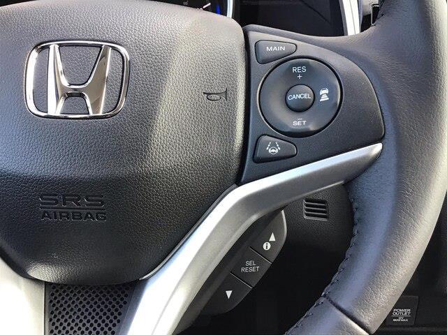 2019 Honda Fit EX-L Navi (Stk: 191803) in Barrie - Image 13 of 24