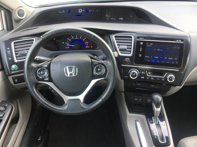 2015 Honda Civic EX (Stk: U15748) in Barrie - Image 10 of 23
