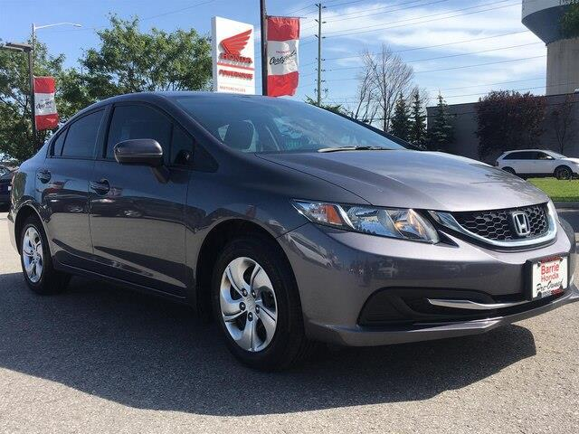 2015 Honda Civic LX (Stk: U15550) in Barrie - Image 7 of 23