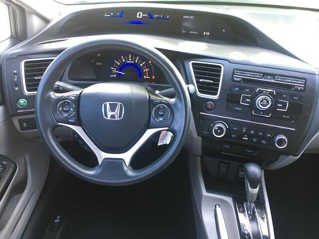 2015 Honda Civic LX (Stk: U15550) in Barrie - Image 8 of 23