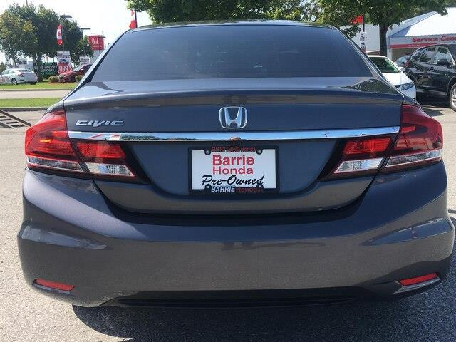 2015 Honda Civic LX (Stk: U15550) in Barrie - Image 19 of 23