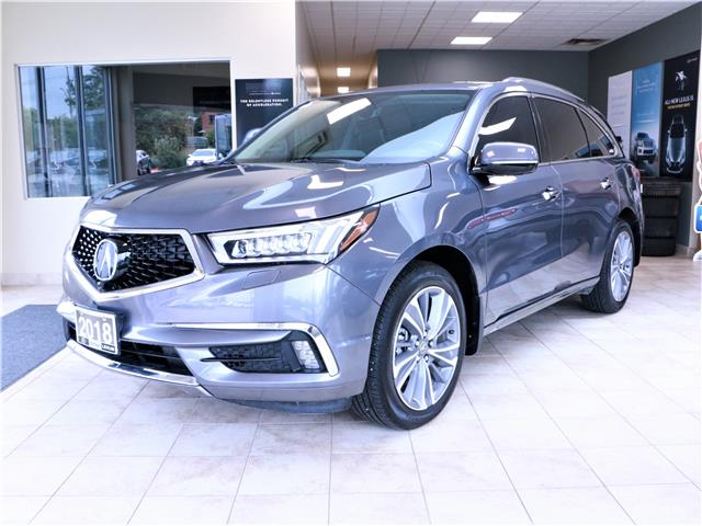 2018 Acura MDX Elite Package (Stk: 197239) in Kitchener - Image 1 of 34