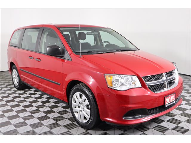2015 Dodge Grand Caravan SE/SXT (Stk: P19-141) in Huntsville - Image 1 of 32