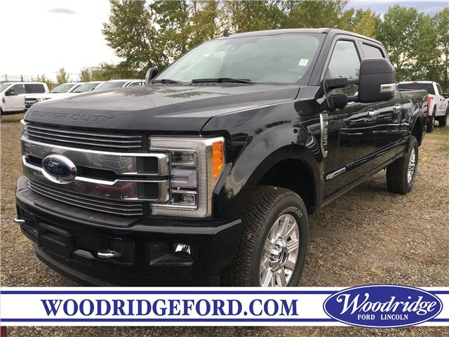 2019 Ford F-350 Limited (Stk: K-2434) in Calgary - Image 1 of 6