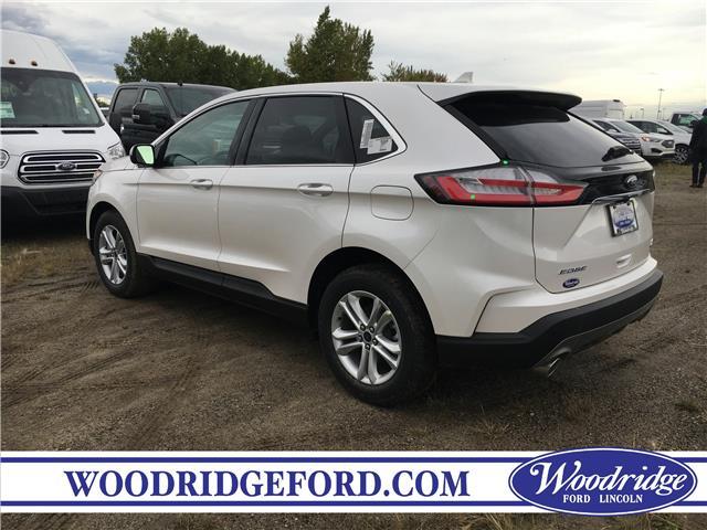 2019 Ford Edge SEL (Stk: K-2512) in Calgary - Image 3 of 5