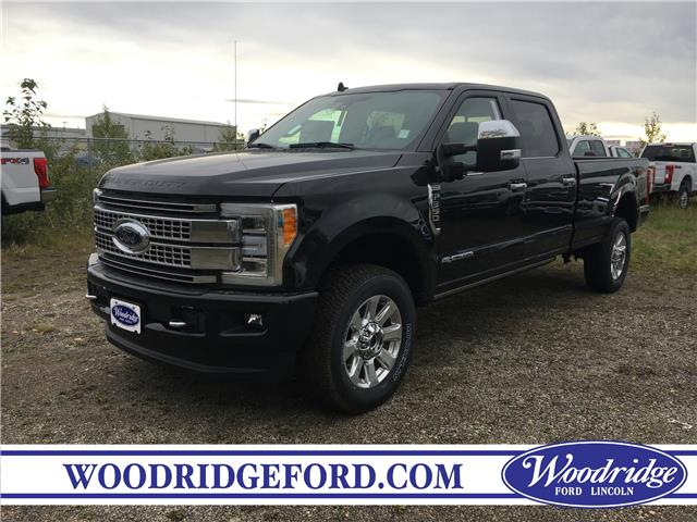 2019 Ford F-350 Platinum (Stk: K-2551) in Calgary - Image 1 of 5