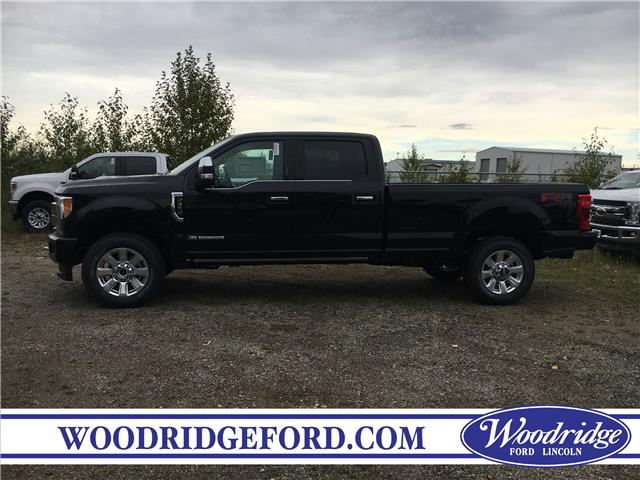 2019 Ford F-350 Platinum (Stk: K-2551) in Calgary - Image 2 of 5