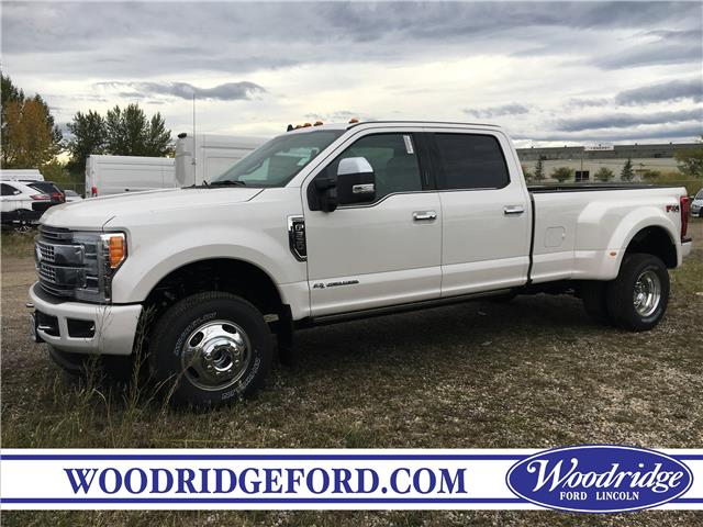 2019 Ford F-350 Platinum (Stk: K-2555) in Calgary - Image 1 of 5