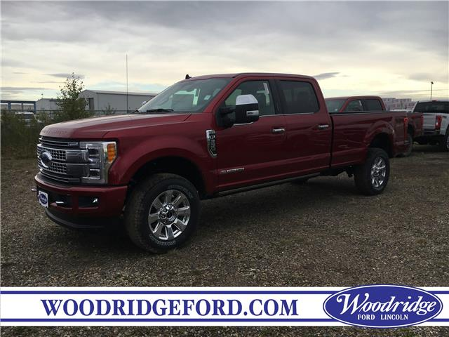 2019 Ford F-350 Platinum (Stk: K-2668) in Calgary - Image 1 of 5