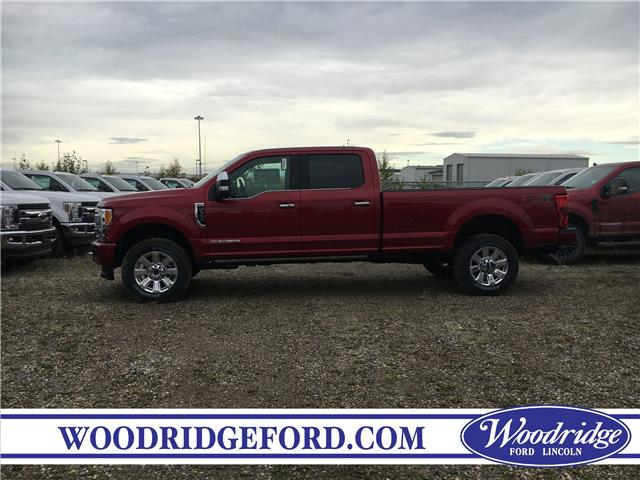 2019 Ford F-350 Platinum (Stk: K-2668) in Calgary - Image 2 of 5