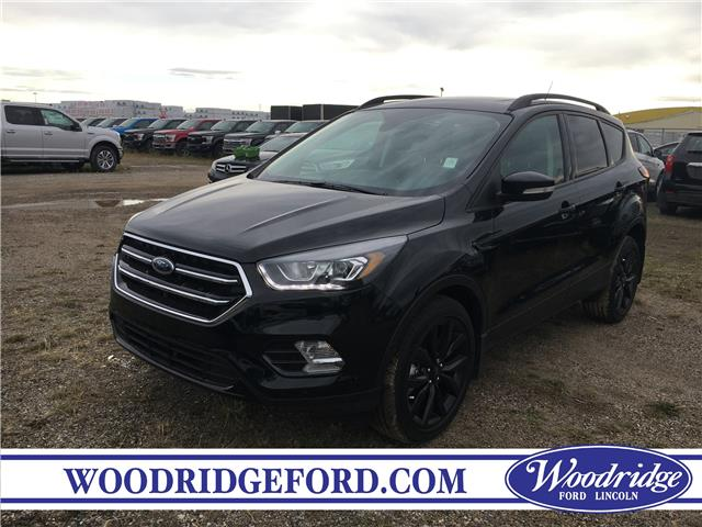 2019 Ford Escape Titanium (Stk: K-2791) in Calgary - Image 1 of 5