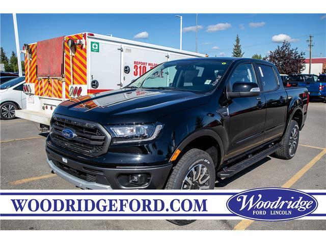 2019 Ford Ranger Lariat (Stk: KK-260) in Calgary - Image 1 of 5