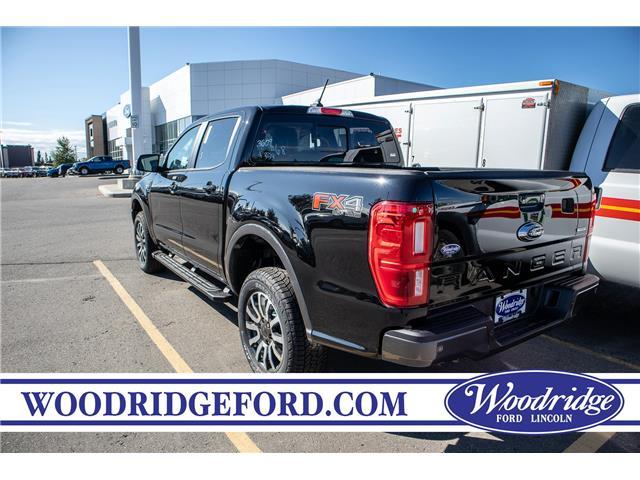 2019 Ford Ranger Lariat (Stk: KK-260) in Calgary - Image 3 of 5