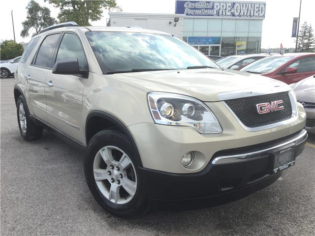 2008 GMC Acadia SLE (Stk: 7938H) in Markham - Image 1 of 10