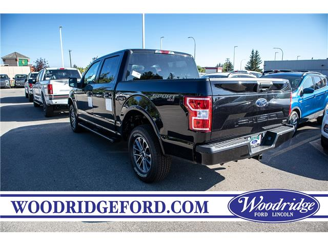 2019 Ford F-150 XLT (Stk: KK-277) in Calgary - Image 3 of 5