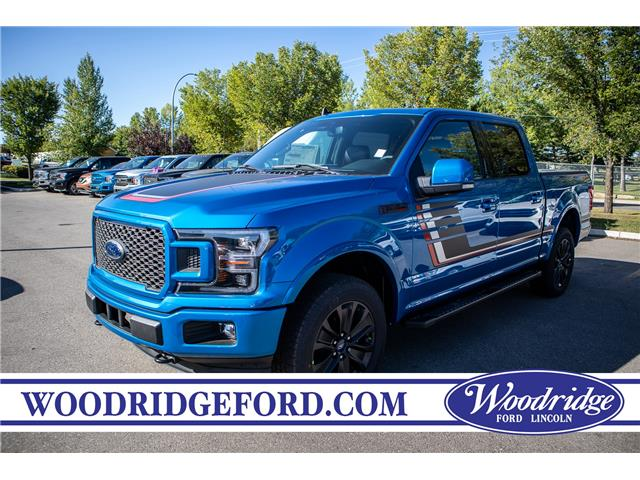 2019 Ford F-150 Lariat (Stk: KK-300) in Calgary - Image 1 of 5