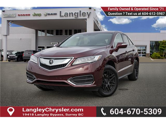 2017 Acura RDX Tech (Stk: K450358A) in Surrey - Image 3 of 22