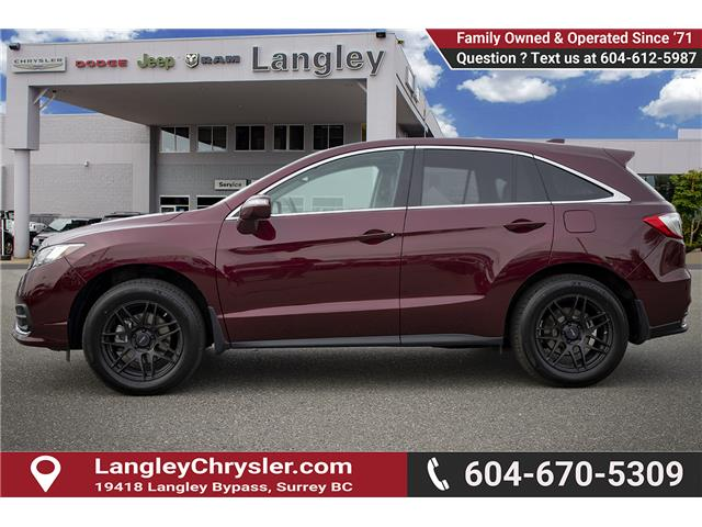 2017 Acura RDX Tech (Stk: K450358A) in Surrey - Image 4 of 22