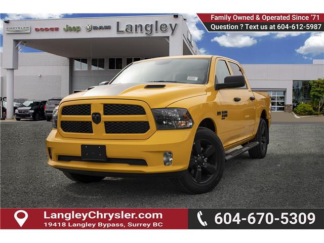 2019 RAM 1500 Classic ST (Stk: K649041) in Surrey - Image 3 of 25