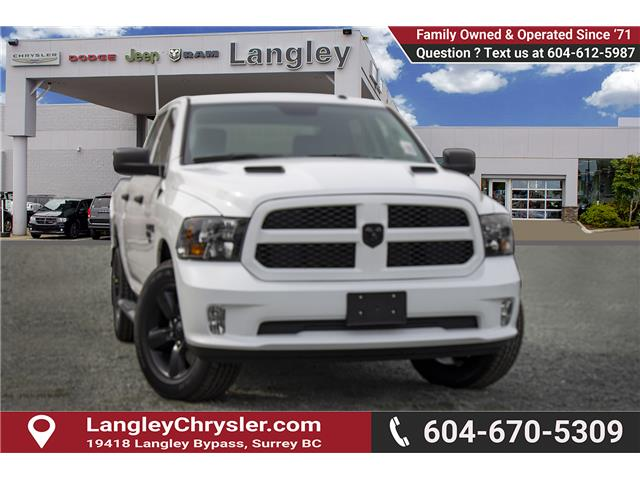 2019 RAM 1500 Classic ST (Stk: K644241) in Surrey - Image 1 of 25