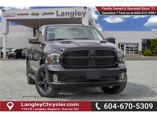 2019 RAM 1500 Classic ST (Stk: K644293) in Surrey - Image 1 of 26
