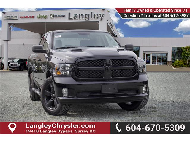 2019 RAM 1500 Classic ST (Stk: K677011) in Surrey - Image 1 of 26