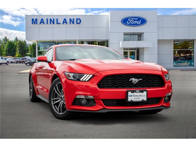 2015 Ford Mustang EcoBoost Premium (Stk: P5302) in Vancouver - Image 1 of 23