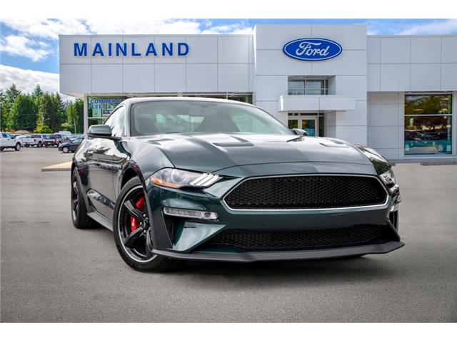 2019 Ford Mustang BULLITT 1FA6P8K05K5500295 P7779A in Vancouver