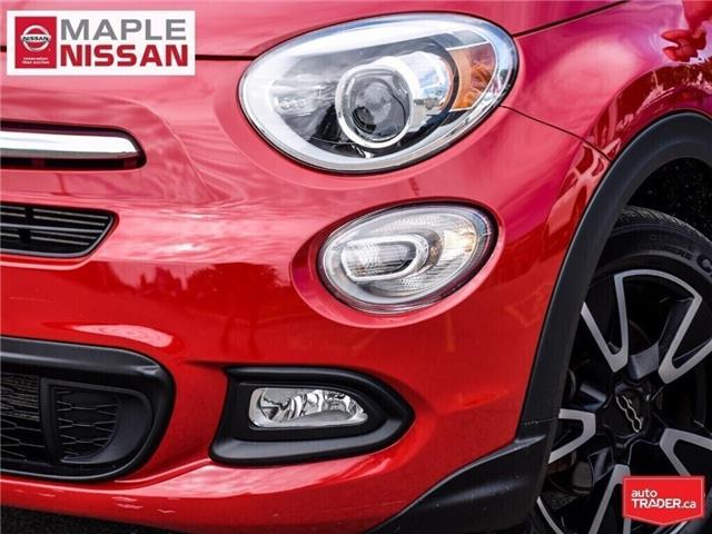 2016 Fiat 500X Alloys,Push Start,Heated Seats, Low Mileage! (Stk: LM388) in Maple - Image 2 of 25