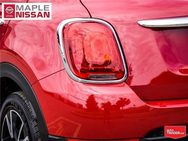 2016 Fiat 500X Alloys,Push Start,Heated Seats, Low Mileage! (Stk: LM388) in Maple - Image 7 of 25