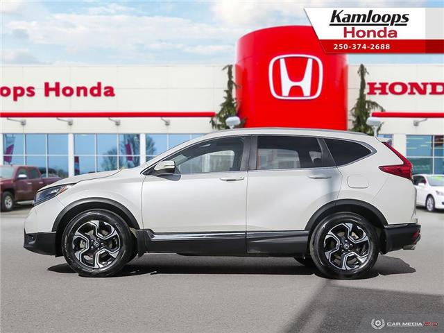 2017 Honda CR-V Touring (Stk: 14576A) in Kamloops - Image 3 of 25