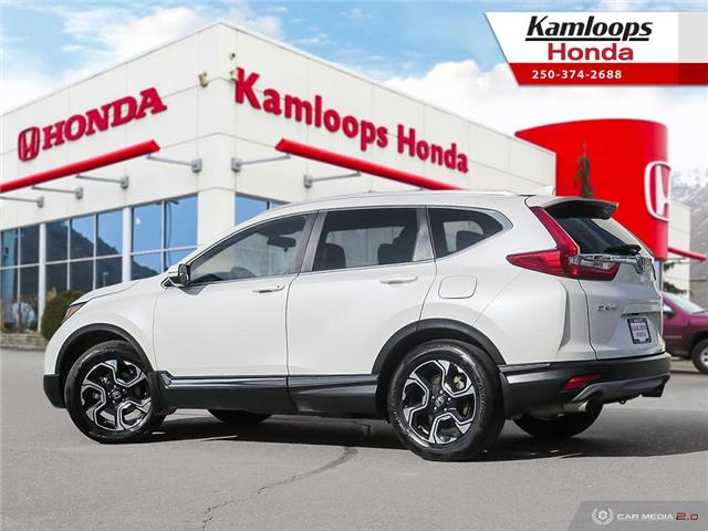 2017 Honda CR-V Touring (Stk: 14576A) in Kamloops - Image 4 of 25