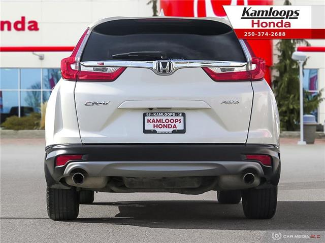 2017 Honda CR-V Touring (Stk: 14576A) in Kamloops - Image 5 of 25