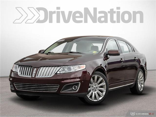 2010 Lincoln MKS GTDI (Stk: D1457) in Regina - Image 1 of 28