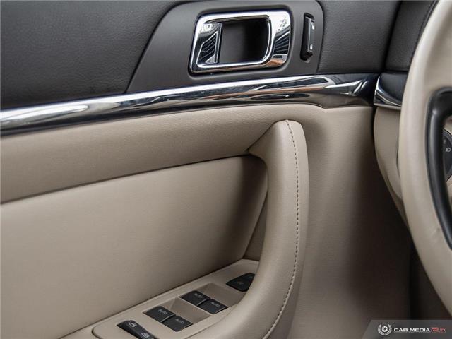 2010 Lincoln MKS GTDI (Stk: D1457) in Regina - Image 17 of 28