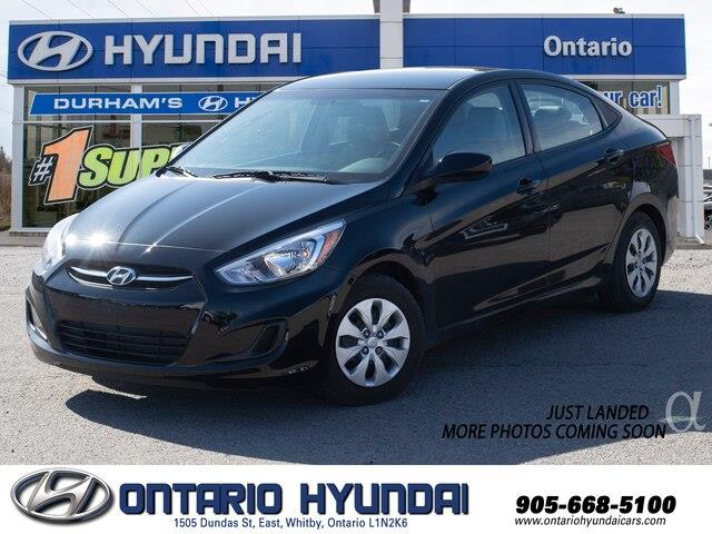 2017 Hyundai Accent GL (Stk: 91958K) in Whitby - Image 1 of 1