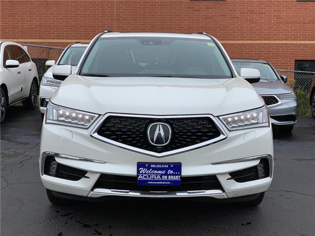 2017 Acura MDX Elite Package (Stk: 4093) in Burlington - Image 3 of 30